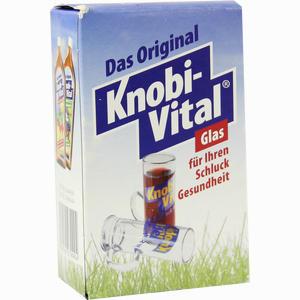 Abbildung von Knobivital Glas 5cl Messbecher 50 ml
