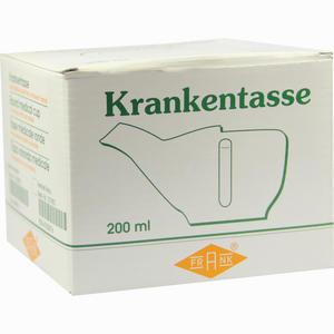 Abbildung von Krankentasse Porzellan Rund Henkel Rechts 200 g