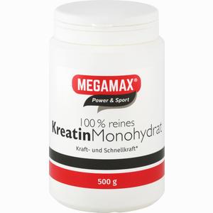 Abbildung von Kreatin Monoh 100 Megamax 500 g