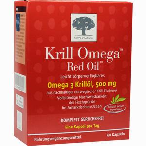 Abbildung von Krill Omega Kapseln 60 Stück