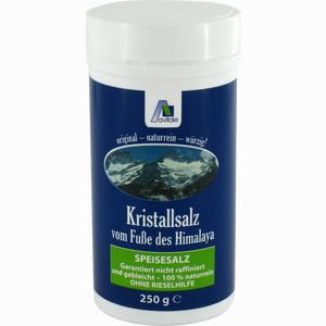 Abbildung von Kristallsalz Speisesalz Streuer 250 g
