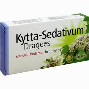 Abbildung von Kytta- Sedativum Dragees  40 Stück