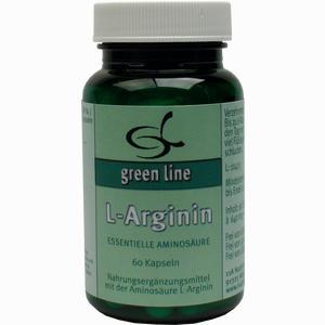 Abbildung von L- Arginin Kapseln 60 Stück