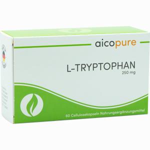 Abbildung von L- Tryptophan 250 Mg Kapseln  60 Stück