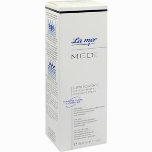 Abbildung von La Mer Med Neu Lipidcreme Ohne Parfüm  50 ml