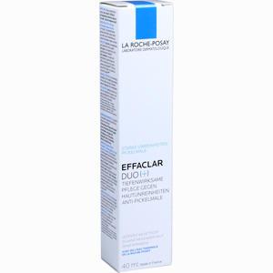 Abbildung von La Roche- Posay Effaclar Duo + Creme 40 ml