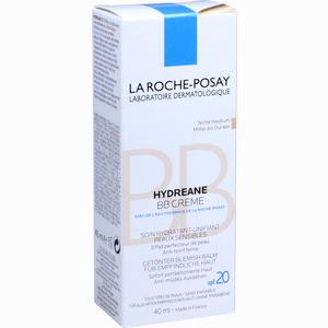 Abbildung von La Roche Posay Hydreane Bb Cream Mittel Bis Dunkel Creme 40 ml