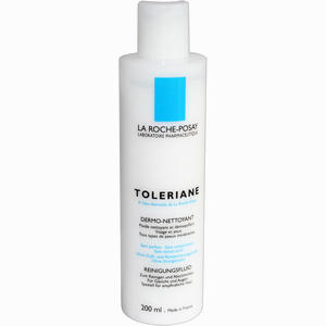 Abbildung von La Roche- Posay Toleriane Reinigungsfluid Emulsion 200 ml