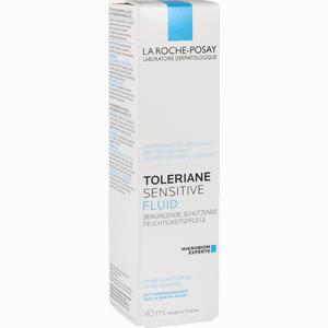 Abbildung von La Roche- Posay Toleriane Sensitive Fluid Creme 40 ml