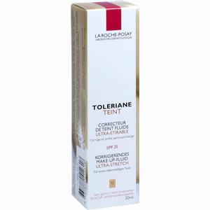 Abbildung von La Roche- Posay Toleriane Teint Korrigierendes Make- Up Fluid Nr. 13 Sandy Beige  30 ml