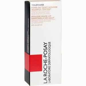 Abbildung von La Roche- Posay Toleriane Teint Mattierendes Mousse- Make- Up 01 Ivory 30 ml