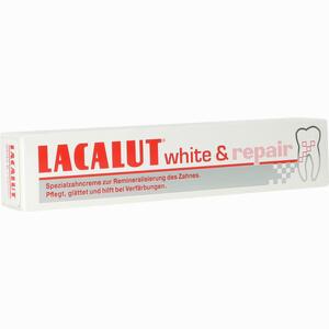 Abbildung von Lacalut White & Repair Zahncreme  75 ml