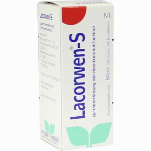 Abbildung von Lacorwen- S Tropfen 50 ml