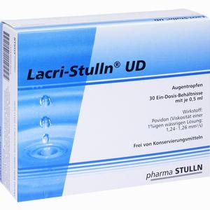 Abbildung von Lacri- Stulln Ud Augentropfen 30 x 0.5 ml