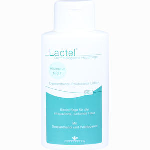 Abbildung von Lactel Nr.27 Dexpanthenol und Polidocanol Lotion  250 ml