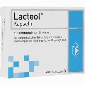 Abbildung von Lacteol Kapseln  10 Stück