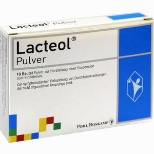 Abbildung von Lacteol Pulver 10 Stück