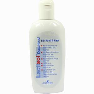 Abbildung von Lactisol Duschbad für Haut & Haar Duschgel 200 ml