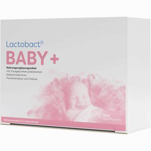 Abbildung von Lactobact Baby+ 90- Tage- Packung Beutel 90 x 2 g