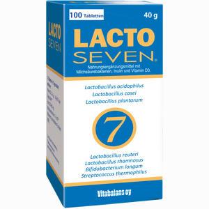 Abbildung von Lactoseven Tabletten 100 Stück