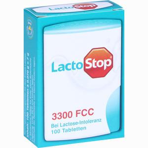 Abbildung von Lactostop 3.300 Fcc Tabletten  100 Stück