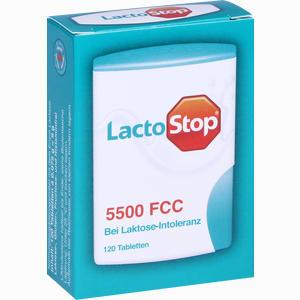 Abbildung von Lactostop 5.500 Fcc Tabletten im Klickspender  120 Stück