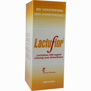Abbildung von Lactuflor Sirup 1000 ml
