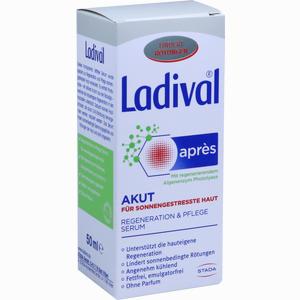 Abbildung von Ladival Akut Apres Beruhigung Serum 50 ml