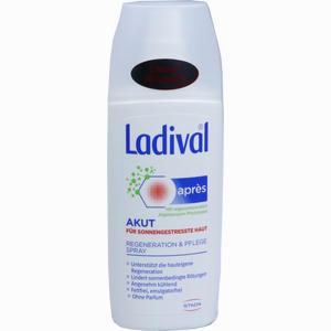 Abbildung von Ladival Akut Après Pflege Beruhigungs- Spray  150 ml