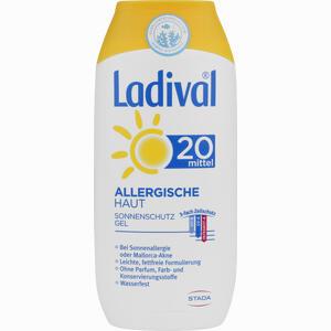 Abbildung von Ladival Allergische Haut Gel Lsf 20 200 ml