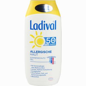 Abbildung von Ladival Allergische Haut Gel Lsf50+ Gel 200 ml