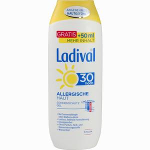 Abbildung von Ladival Allergische Haut Lsf 30 Gel 250 ml