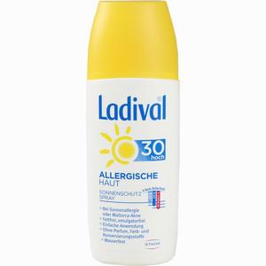 Abbildung von Ladival Allergische Haut Spray Lsf 30  150 ml
