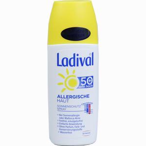 Abbildung von Ladival Allergische Haut Spray Lsf 50+  150 ml