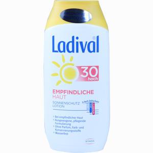 Abbildung von Ladival Empfindliche Haut Lsf 30 Lotion 200 ml