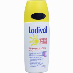 Abbildung von Ladival Empfindliche Haut Lsf 50+ Spray 150 ml