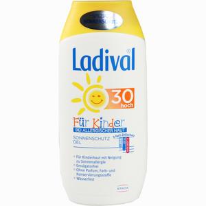 Abbildung von Ladival für Kinder Allergische Haut Gel Lsf 30 Gel 200 ml