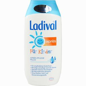 Abbildung von Ladival für Kinder Apres Lotion  200 ml