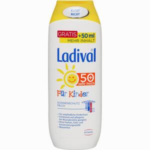 Abbildung von Ladival für Kinder Lsf 50+ Milch 250 ml