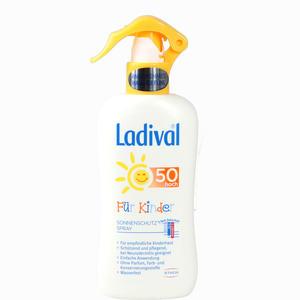 Abbildung von Ladival für Kinder Lsf 50 Spray  200 ml