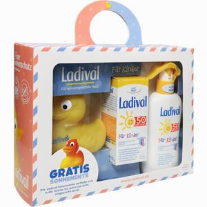 Abbildung von Ladival Kinder Kombi 200+ 50ml 1 Packung
