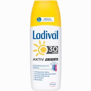 Abbildung von Ladival Sonnenschutz Spray Lsf 30  150 ml