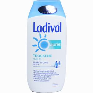 Abbildung von Ladival Trockene Haut Apres Pflege Milch  200 ml
