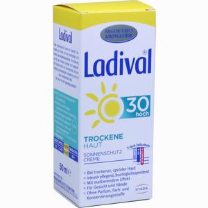 Abbildung von Ladival Trockene Haut Lsf 30 50 ml