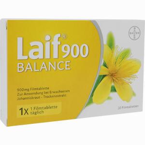 Abbildung von Laif 900 Balance Filmtabletten 20 Stück