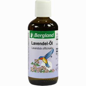 Abbildung von Lavendel Fein Bergland  100 ml