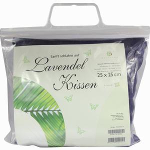 Abbildung von Lavendel Kissen 25x25cm 1 Stück