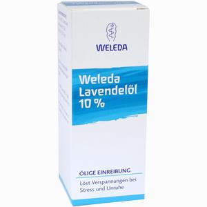 Abbildung von Lavendelöl 10% Öl 50 ml