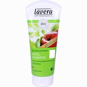 Abbildung von Lavera Apfel- Shampoo  4 x 200 ml