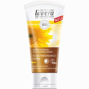 Abbildung von Lavera Selbstbräunungscreme für Das Gesicht  50 ml